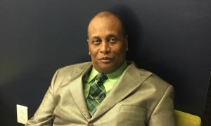 William Mohammad, member Birmingham Water Works Board