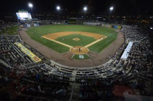 Regions Field--one of Birmingham's many unexpected successes