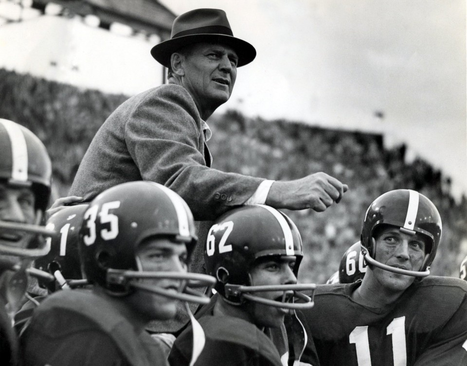 the early life and sports career of paul bryant aka bear bryant Biographycom presents the life and career of famed college football coach bear bryant, who won six national championships at the university of alabama and retired with a record 323 wins.