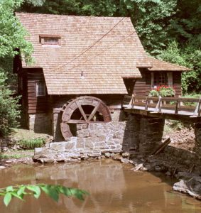 Old Mill in Mountain Brook
