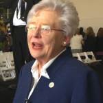 Gov. Ivey sticks foot in mouth
