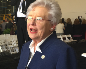 Kay Ivey, Governor of Alabama