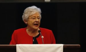 Kay Ivey, Governor or Alabama