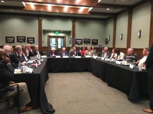 Jefferson County Mayors' Association Meeting, October 17, 2018