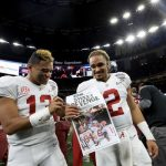 Alabama quarterbacks & UAB coach have heart