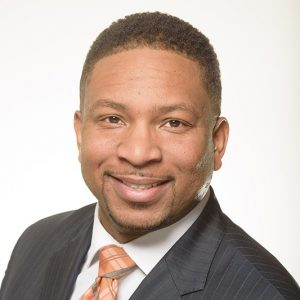 William Barnes, President & CEO of the Birmingham Urban League