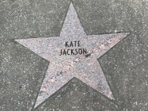 Kate Jackson's star on Alabama Hall of Fame