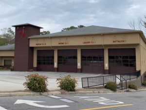 Vestavia Hills Fire Department Station #1