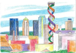 DNA Helix Tower (Vance Wesson)