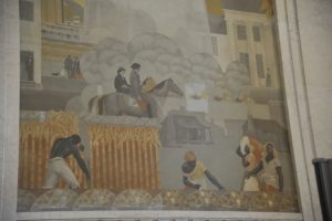 One of two original Jefferson County murals. Photo: Frank Couch