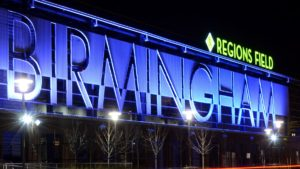 Birmingham Regions Field Sign