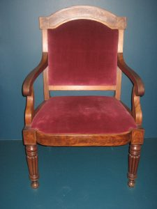 Chair of Dixon Lewis